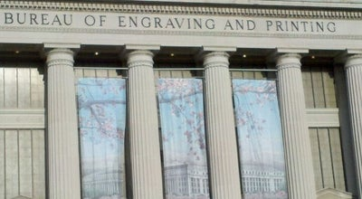 Photo of Government Building Bureau of Engraving and Printing at 300 14th St Sw, Washington DC, DC 20228, United States