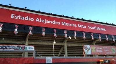 Photo of Soccer Stadium Estadio Alejandro Morera Soto at Ruta 125, Alajuela 20101, Costa Rica
