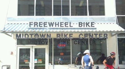 Photo of Other Venue Freewheel Midtown Bike Center at 2834 10th Ave S, Minneapolis, MN 55407
