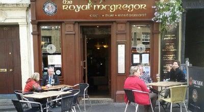 Photo of Bar The Royal Mcgregor at 154 High Street, Edinburgh EH1 1QS, United Kingdom