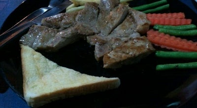 Photo of Steakhouse สเต็กลุงหนวด ^^ at Thailand