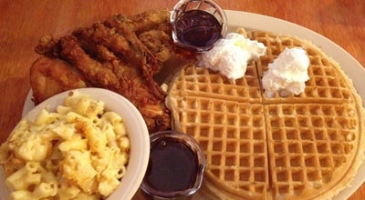 Photo of American Restaurant Roscoes House of Chicken & Waffles at 621 W Manchester Blvd, Inglewood, CA 90301, United States