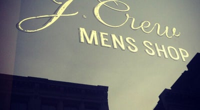 Photo of Other Venue J. Crew Mens Shop at 484 Broadway, New York, NY 10013