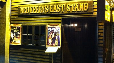 Photo of Bar Ned Kelly's Last Stand at 亞士厘道11號a, Hong Kong, Hong Kong