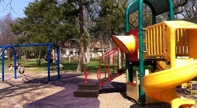 Photo of Playground Eastwoods Park at 3001 Harris Park Ave, Austin, TX 78705