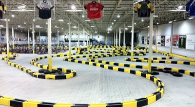 Photo of Tourist Attraction Pole Position Raceway at 99 Caven Point Rd, Jersey City, NJ 07305, United States