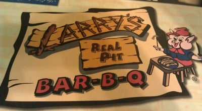 Photo of American Restaurant Larry's Real Pit Bar-B-Q at 3115 Ross Clark Cir, Dothan, AL 36303, United States