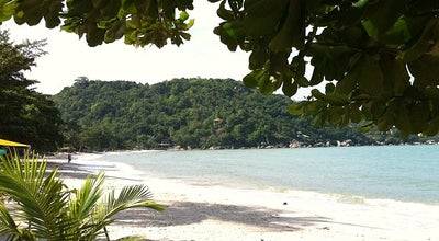 Photo of Beach Thong Nai Pan Yai Beach at Thong Nai Pan Yai, Koh Phangan, Surat Thani, Thailand