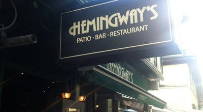 Photo of Bar Hemingway's Restaurant at 142 Cumberland St, Toronto, ON M5R 1A8, Canada
