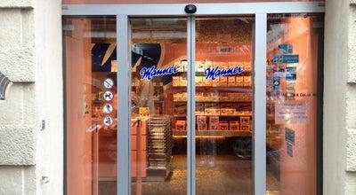 Photo of Tourist Attraction Manner Shop at Stephansplatz 7, Vienna 1010, Austria