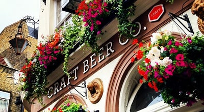 Photo of Nightclub The Craft Beer Co. at 82 Leather Lane, London EC1N 7TR, United Kingdom
