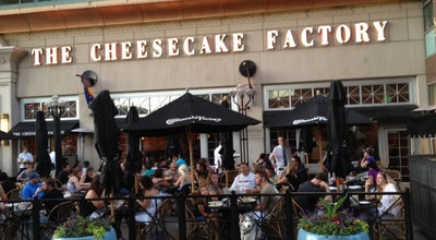 Photo of American Restaurant The Cheesecake Factory at 1201 16th St Unit 100, Denver, CO 80202, United States