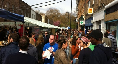 Photo of Tourist Attraction Broadway Market at 67 Broadway Market, London E8 4PH, United Kingdom