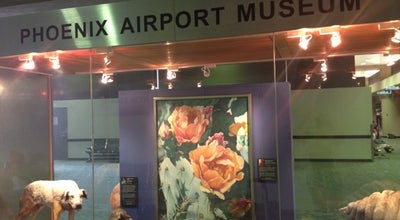 Photo of Tourist Attraction Phoenix Airport Museum at 3400 E Sky Harbor Blvd, Phoenix, AZ 85034, United States