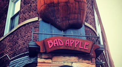 Photo of American Restaurant The Bad Apple at 4300 N Lincoln Ave, Chicago, IL 60618, United States