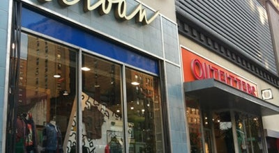 Photo of Clothing Store Urban Outfitters at 2633 Broadway, New York, NY 10025