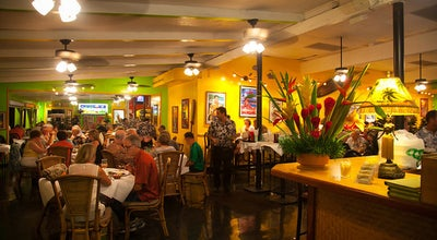 Photo of American Restaurant Jackie Rey's Ohana Grill at 75-5995 Kuakini Hwy, Kailua-Kona, HI 96740, United States