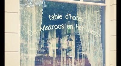 Photo of French Restaurant Restaurant De Matroos en het Meisje at Delistraat 52, Rotterdam 3072 ZL, Netherlands