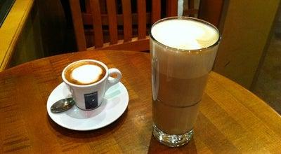 Photo of Cafe Caffe Italia at 1704 India St, San Diego, CA 92101, United States