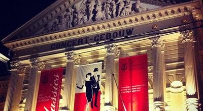 Photo of Concert Hall Het Concertgebouw at Concertgebouwplein 2-6, Amsterdam 1071 LN, Netherlands