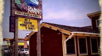 Photo of American Restaurant Mama Kwan's Grill & Tiki Bar at 1701 S Croatan Hwy, Kill Devil Hills, NC 27948, United States