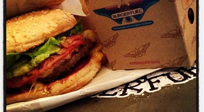 Photo of Fast Food Restaurant BurgerFuel at 187 Parnell Road, Auckland 1052, New Zealand