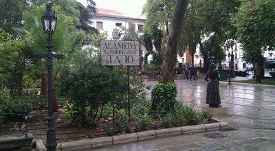 Photo of Park Alameda del Tajo at Cl. Virgen De La Paz, Ronda 29400, Spain