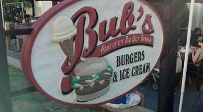 Photo of American Restaurant Bub's Burgers & Ice Cream at 210 W Main St, Carmel, IN 46032, United States