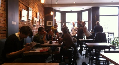 Photo of Cafe Café Plume at 123 Ave Du Mont-royal Ouest, Montreal H2T 2S9, Canada