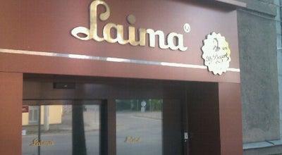Photo of Candy Store Laima at Miera Iela 22, Riga, Latvia