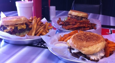 Photo of American Restaurant Jax Burgers Fries & Shakes at 12002 Shadow Creek Parkway, Pearland, TX 77584, United States