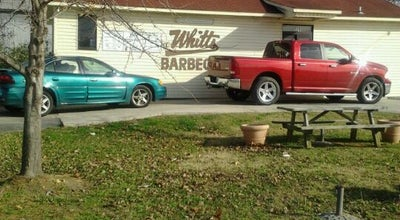 Photo of BBQ Joint Whitt's Barbecue at 1624 L Gray Blvd, Athens, AL 35611, United States