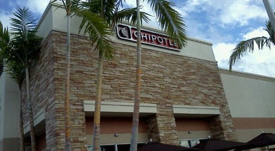 Photo of Mexican Restaurant Chipotle Mexican Grill at 7028 W Palmetto Park Rd, Boca Raton, FL 33433, United States
