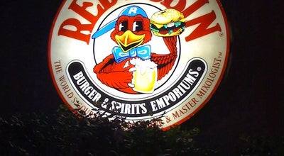 Photo of American Restaurant Red Robin Gourmet Burgers at 8585 E Arapahoe Rd, Greenwood Village, CO 80112, United States