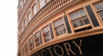 Photo of Tourist Attraction HMS Victory at Portsmouth Historic Dockyard Visitors Centre, Portsmouth, United Kingdom