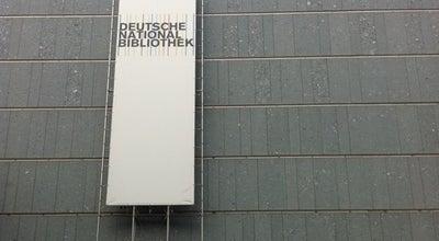 Photo of Library Deutsche Nationalbibliothek at Adickesallee 1, Frankfurt am Main 60322, Germany
