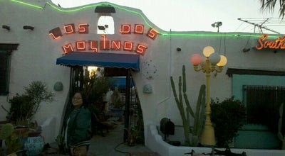 Photo of Mexican Restaurant Los Dos Molinos at 8646 S Central Ave, Phoenix, AZ 85042, United States
