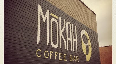 Photo of Coffee Shop Mokah Coffee Bar at 2803 Taylor St, Dallas, TX 75226, United States