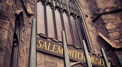 Photo of History Museum Salem Witch Museum at 19 1/2 Washington Sq, Salem, MA 01970, United States