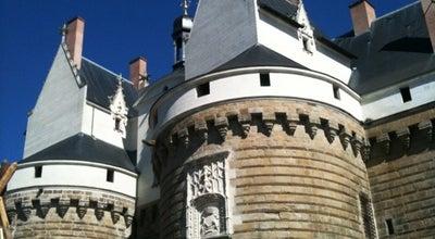 Photo of Castle Château des Ducs de Bretagne at 4 Place Marc Elder, Nantes 44000, France