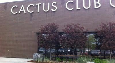 Photo of American Restaurant Cactus Club Cafe at 1946-8882 170th Street Nw, Edmonton, Al T5T 3J7, Canada