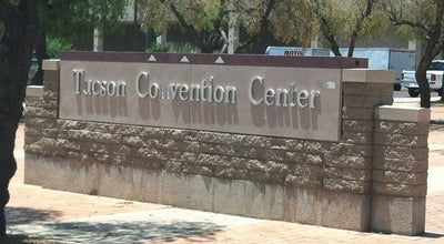 Photo of Tourist Attraction Tucson Convention Center at 260 South Church Avenue, Tucson, AZ 85701, United States
