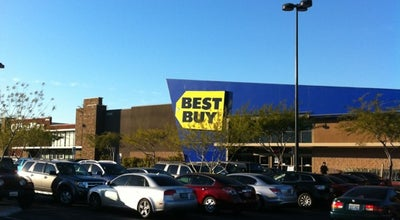 Photo of Electronics Store Best Buy at 6950 Arroyo Crossing Pkwy, Las Vegas, NV 89113