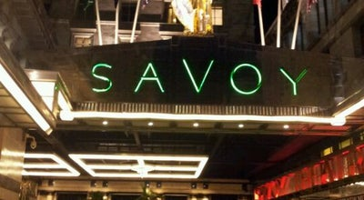 Photo of French Restaurant The Savoy Grill at 91 Strand, London WC2R 0EU, United Kingdom