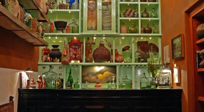 Photo of Mexican Restaurant Mezcaleria Los Amantes at Allende # 107, Oaxaca 68000, Mexico