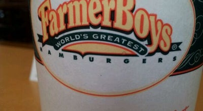 Photo of Fast Food Restaurant Farmer Boys at 745 W Herndon Ave, Clovis, CA 93612, United States