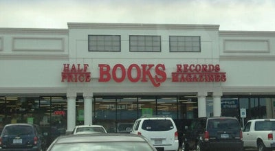 Photo of Bookstore Half Price Books at 5425 S Padre Island Dr, Corpus Christi, TX 78411, United States