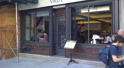 Photo of Mediterranean Restaurant Medi Wine Bar at 811 9th Ave, New York, NY 10019, United States