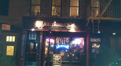 Photo of Restaurant Manitoba's at 99 Avenue B, New York, NY 10009, United States