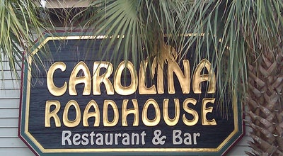 Photo of American Restaurant Carolina Roadhouse at 4617 N Kings Hwy, Myrtle Beach, SC 29577, United States